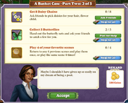 Quest A Basket Case-Part Two 3-Tasks