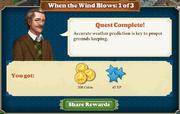 Quest When The Wind Blows 1-Rewards