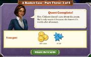 Quest A Basket Case-Part Three 3-Rewards