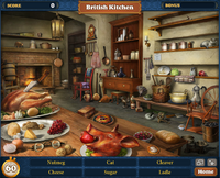 FastFind British Kitchen-Screenshot