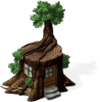Marketplace Tree Stump House-preview