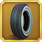 Quest Task White Wall Tires-icon