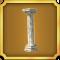 Quest Task Greek Column-icon