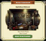 Scene Unlocked Ophidian Hideout