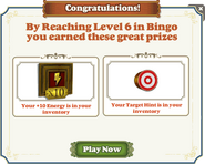 Bingo Promotion-Completed