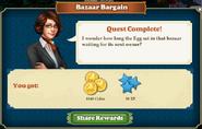 Quest Bazaar Bargain-Rewards