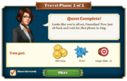 Quest Travel Plans 2-Rewards