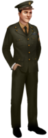 Character George Neutral