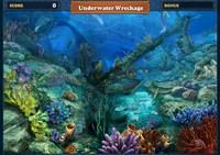Scene Underwater Wreckage-Screenshot