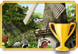 Quest Task Trophy Secluded Windmill-icon