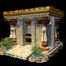 Marketplace Egyptian Temple-icon
