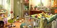 Nursery Rainbow