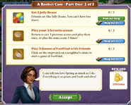 Quest A Basket Case-Part 2 of 5-Tasks