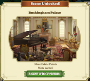 Scene Unlocked Buckingham Palace