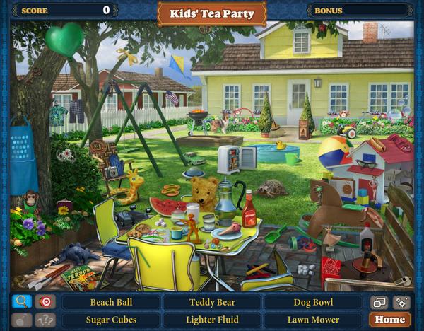 Scene Kid's Tea Party-Screenshot