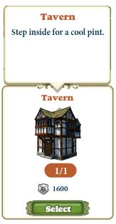 Freeitem Tavern-info