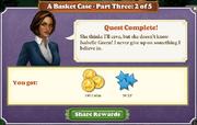 Quest A Basket Case-Part Three 2-Rewards