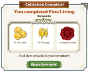 Fine Living Collection Complete
