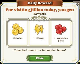 Neighbour Daily Reward
