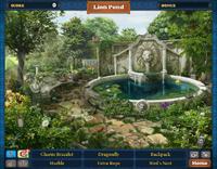 Scene Secluded Lion Pond-Screenshot