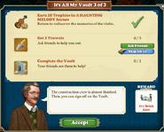 Quest It's All My Vault 3-Tasks