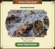 Scene Unlocked Russian Front