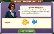 Quest A Basket Case-Part Two 2-Rewards