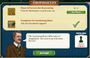 Quest A Bit O' Green 3-Tasks