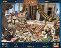 Scene Greek Agora-Screenshot