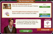 Quest The Sweetheart Tree-Tasks
