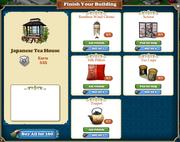 Building Japanese Tea House-infos