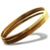 Material brass ring-icon