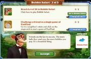 Quest Bubble Safari 3-Tasks