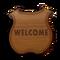 Material Tavern Sign Board-icon