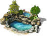Freeitem Waterfall Pool-icon