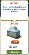 Questitem Aviary-caption