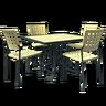 Marketplace Patio Dining Set-icon