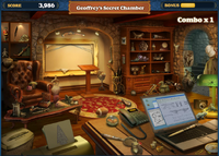 Scene Geoffrey's Secret Chamber-Screenshot