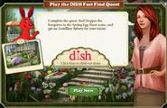 Zynga Promotion Dish 1