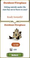 Reward outdoor-fireplace