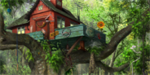 Scene Secluded Treehouse (Scene)-icon