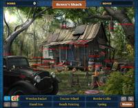 Scene Bessie's Shack-Map