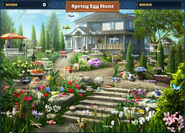 FastFind Scene Spring Egg Hunt-Map 2