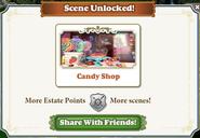 Scene Unlocked Candy Shop
