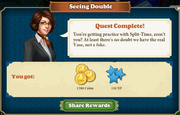 Quest Seeing Double-Rewards