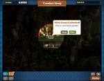 Voodoo shop mini game