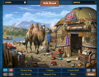 Scene Silk Road-Screenshot
