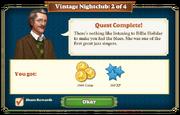 Quest Vintage Nightclub 2-Rewards