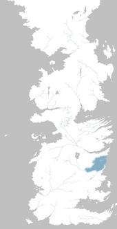 Mapa Bahía del Aguasnegras