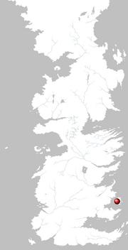 Mapa Castillo del Atardecer